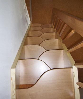 zimmerei wik f r eine runde sache aus holz treppenbau raumspartreppe. Black Bedroom Furniture Sets. Home Design Ideas